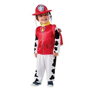 Paw Patrol Marshall Small Costume
