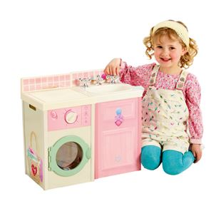 Dream Town Rose Petal Cottage Kitchen Set