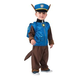 Paw Patrol Chase Small Costume