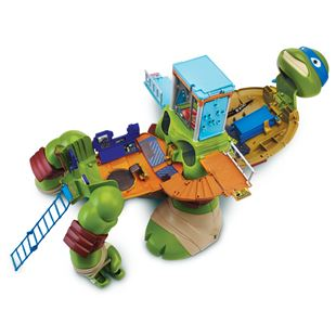 Teenage Mutant NinjaTurtles Mutations Giant Leonardo Playset