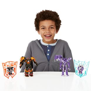 Transformers Robots in Disguise Deployers