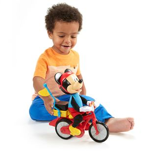 Disney Mickey Mouse Clubhouse Silly Wheelie Mickey Bike