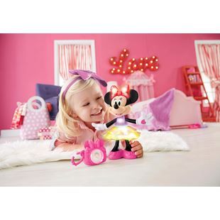 Disney Minnie Mouse Rainbow Dazzle Minnie