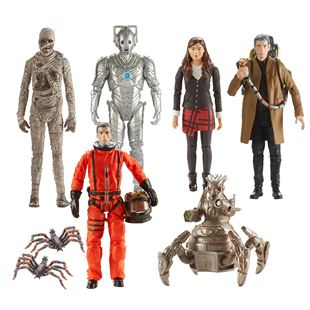 Doctor Who 9.53cm Action Figure - Assortment