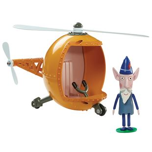 Ben & Holly Wise Old Elf Helicopter