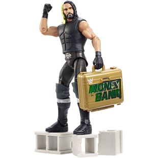 WWE Elite Collection Series 37 Seth Rollins Figure