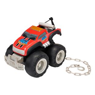 Max Tow Truck Red