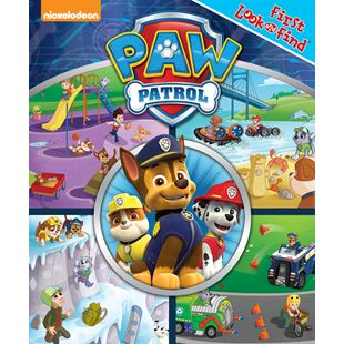 Paw Patrol My 1st Look & Find
