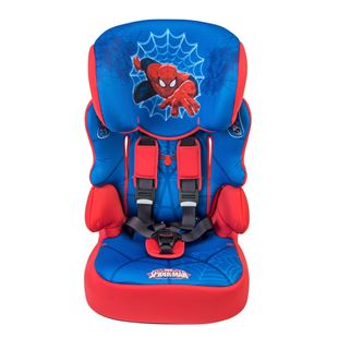Spider-Man Beline Group 1-2-3 Car Seat