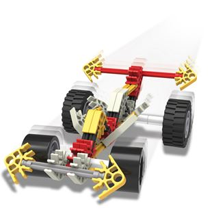 K'Nex Race Car Foil Bag