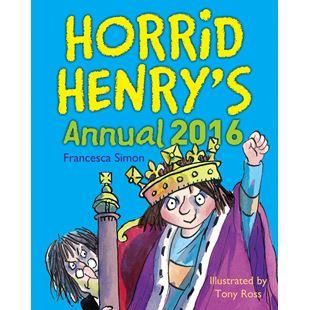 Horrid Henry Annual 2016