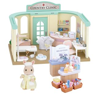 Sylvanian Families Country Doctor Gift Set