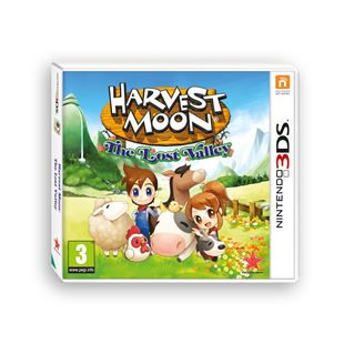 Harvest Moon: The Lost Valley 3DS