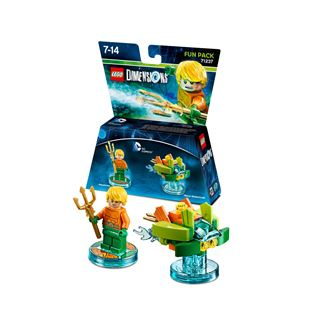 LEGO Dimensions Fun Pack: DC Aquaman