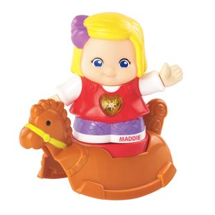 Vtech Toot Toot Friends Maddie with Wooden Horse