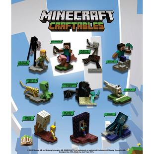 Minecraft Series 1 Buildable Figures