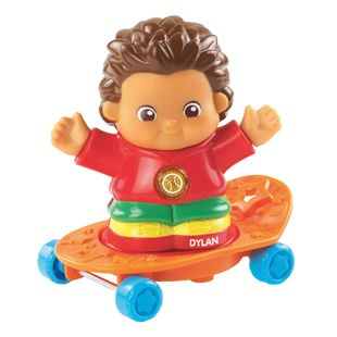 Vtech Toot Toot Friends Dylan with Skateboard