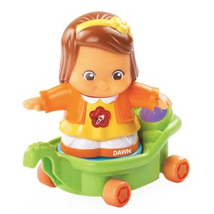 Vtech Toot Toot Friends Dawn with Wagon