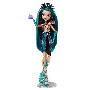 Monster High Boo York Nefera de Nile Doll