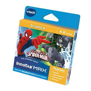 VTech Inno Tab Ultimate Spider-Man Game
