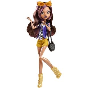 Monster High Boo York Frightseers Clawdeen Wolf Doll