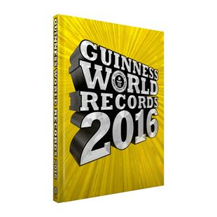 Guinness World Records Book 2016 Edition