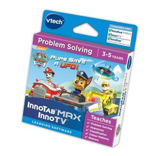 VTech Inno Tab Paw Patrol Game Pups save a UFO!