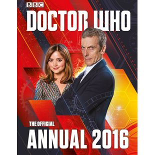 Doctor Who Official Annual 2016