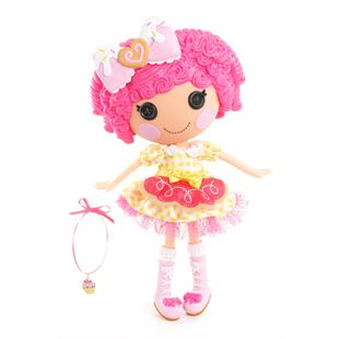 Lalaloopsy Super Silly Party Doll - Crumbs Sugar Cookie