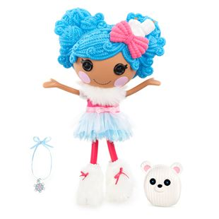 Lalaloopsy Super Silly Party Doll - Mittens Fluff 'N' Stuff