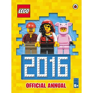 LEGO 2016 Official Annual