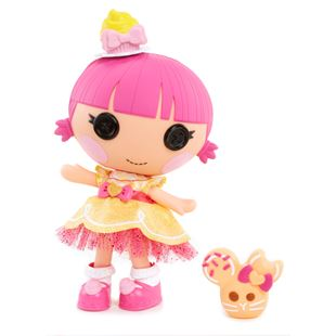 Lalaloopsy Littles Super Silly Party Doll - Sprinkle Spice Cookie