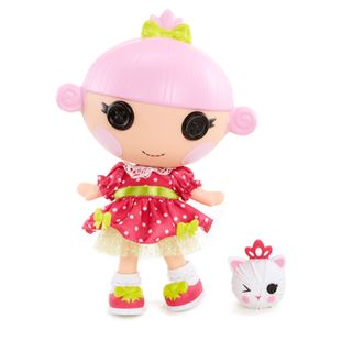 Lalaloopsy Littles Super Silly Party Doll - Trinket Sparkles