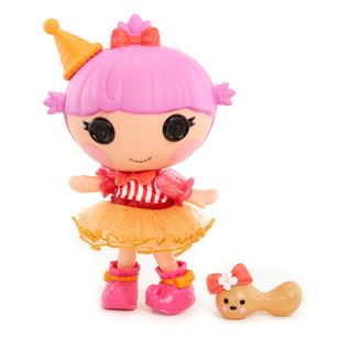 Lalaloopsy Littles Super Silly Party Doll - Squirt Lil' Top