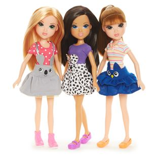 The Moxie Girlz Friends Doll - Assortment