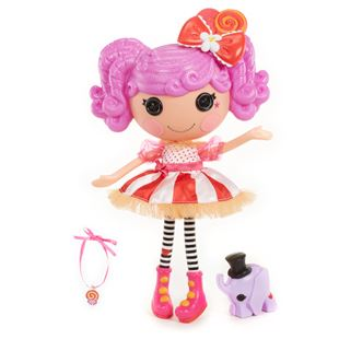 Lalaloopsy Super Silly Party Doll - Peanut Big Top