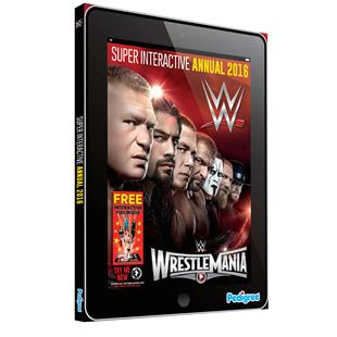 WWE Super Interactive Annual 2016