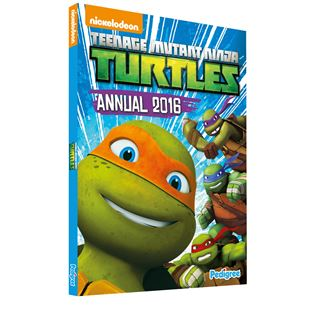 Teenage Mutant Ninja Turtles Annual 2016