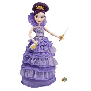 Disney Descendants Mal Coronation Doll Isle of the Lost