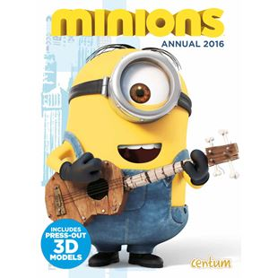 Official Minions Annual 2016