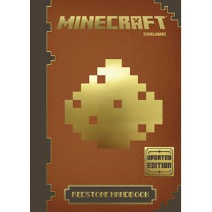 Minecraft Updated Redstone Handbook