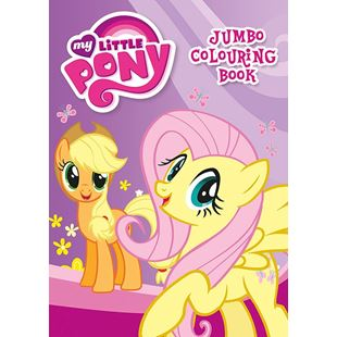 My Little Pony Jumbo Colouring Book