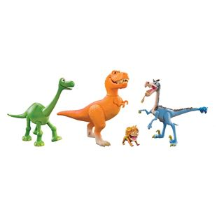 Disney Pixar's The Good Dinosaur Ramsey vs The Rustler