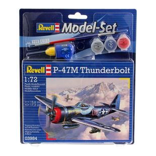 Model Plane Set Assortment