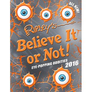 Ripley's Believe It or Not 2016 Annual