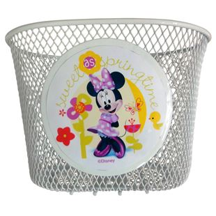 Disney Minnie Mouse Metal Basket