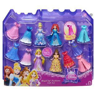 Disney Princess MagiClip Fashions Gift Set