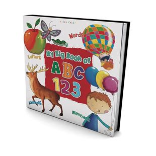 My Big Book of ABC/123
