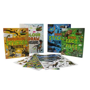 Ultimate Dinosaur Activity Pack