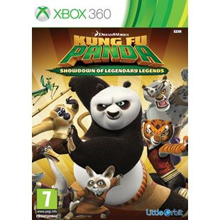 Kung Fu Panda: Showdown of Legendary Legends X360